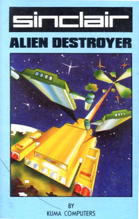 Alien Destroyer