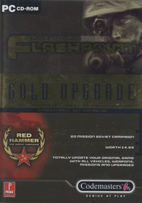 Operation Flashpoint Gold Upgrade
