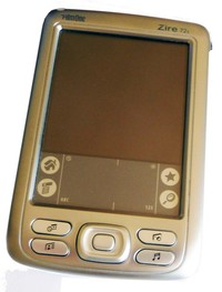 PalmOne Zire 72S (Special Edition)