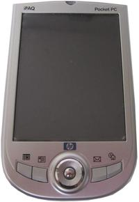HP iPAQ Pocket PC h1900
