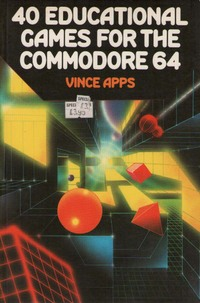 40 Educational Games for the Commodore 64