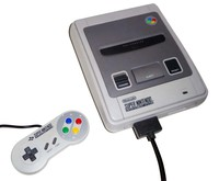 Nintendo Release the Super Nintendo in the UK and Ireland