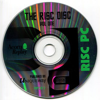 The RISC Disc 1