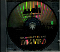 Dictionary of the Living World