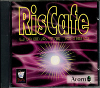 RisCafe update disc