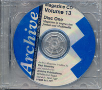Archive Magazine CD Volume 13