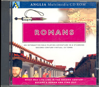 Anglia Multimedia CD-ROM - ROMANS