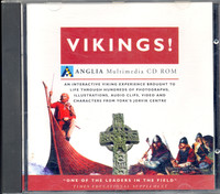 Anglia Multimedia CD-ROM - VIKINGS!