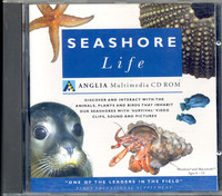 Anglia Multimedia CD-ROM - SEASHORE Life