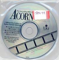 Acorn User CD January 1999
