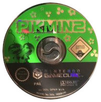 Pikmin 2 (Disc Only)