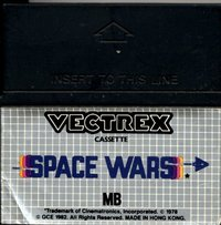 Space Wars (Loose cart)