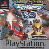 Micro Machines V3 (Platinum Edition)