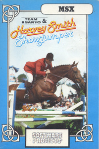 Harvey Smith Showjumper