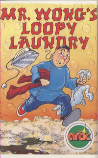 Mr.Wong's Loopy Laundry