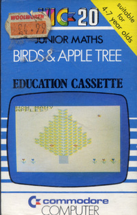 Junior Maths Bird & Apple Tree Education Cassette