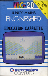 Junior Maths Engineshed Education Cassette