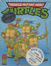 Teenage Mutant Hero Turtles (Disk)