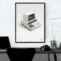 Icons of Beige - Poster Prints