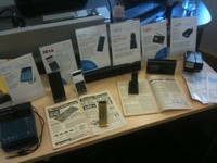Sinclair Products Display