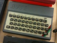Russian Clone of Sinclair Spectrum