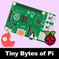 Tiny Bytes of Pi - Saturday 14th July 2018
