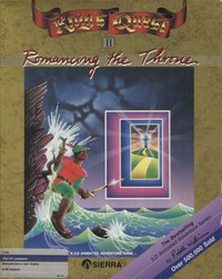King's Quest II: Romancing the Throne