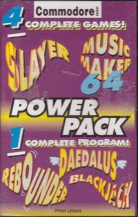 Power Pack (Tape 30)