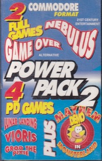 Power Pack 2 (Tape 37)