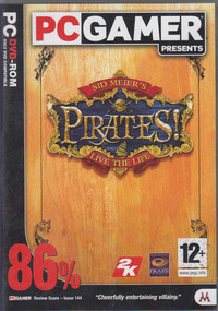 Sid Meier's Pirates! (PC Gamer)