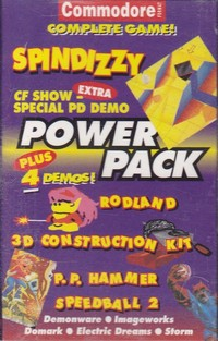 Power Pack (Tape 12)