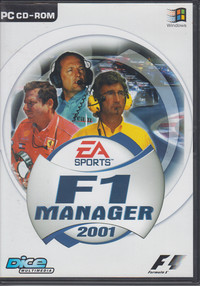 F1 Manager 2001