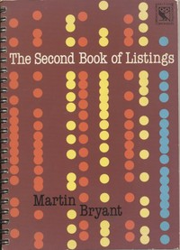 The Second Book Of Listings