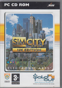SimCity 3000 UK Edition (Sold Out)