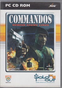 Commandos: Behind Enemy Lines (Sold Out)