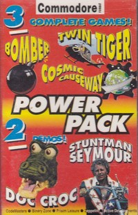 Power Pack (Tape 26)