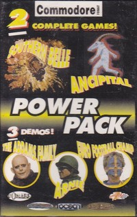 Power Pack (Tape 21)
