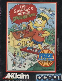 The Simpsons  Bart vs the Space Mutants