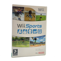 Wii Sports (Bundled)
