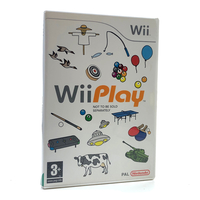 Wii Play (Bundled)
