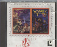 Monkey Island 1 & 2 (LucasArts White Label)