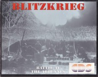 Blitzkrieg - Battle At The Ardennes