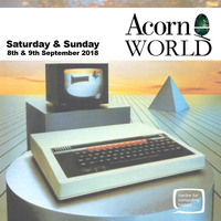 Acorn World Exhibition - 8th - 9th September 2018