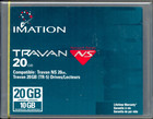 Imation Travan Network Series 20GB Tape Cartridge