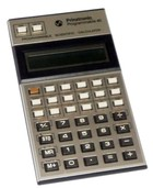 Prinztronic Programmable 40 scientific calculator