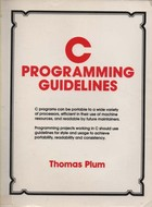 C programming guidelines