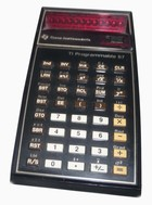 TI-57 Programmable Calculator