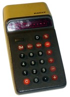 Facit 1102 (model 2) Pocket Electronic Calculator