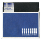 "Cambridge Computer Store Blank 5.25"" Diskette"