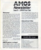 AMOS Newsletters